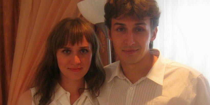 Свадебная церемония в Уфе - венчание Жени и Алены