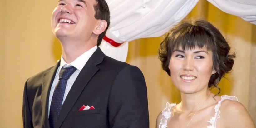 Христианские свадьбы в Уфе: венчание Айнура и Лианы
