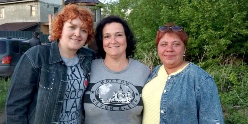 Крещение в Челябинске: пытаясь помочь подруге, помогла себе