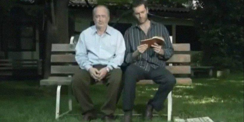 Притча об отце и сыне - трогательный ролик