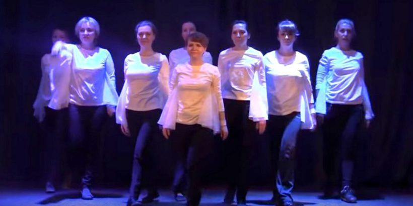 Прославление Бога в танце - церковь в Екатеринбурге