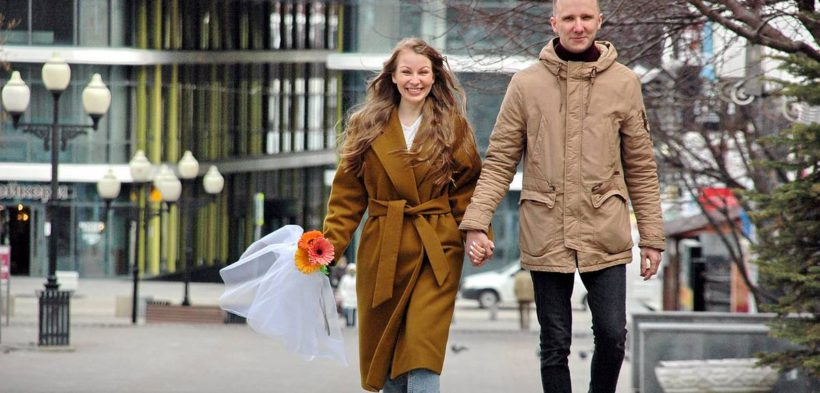 Свадьба в Екатеринбурге: венчание Александра и Елены