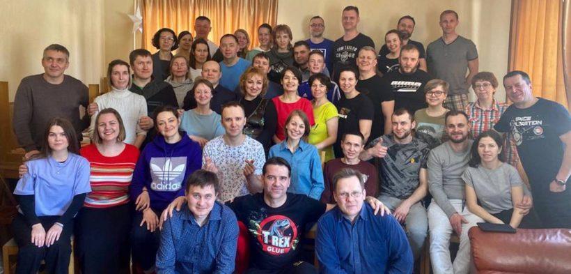 Выездная конференция лидеров домашних церквей Урала